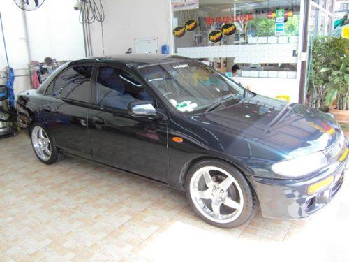 Mazda 323 Sedan. [ขาย] Mazda 323 Sedan ปี 1997